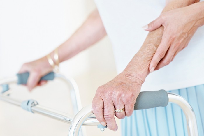 Osteopatía en personas mayores