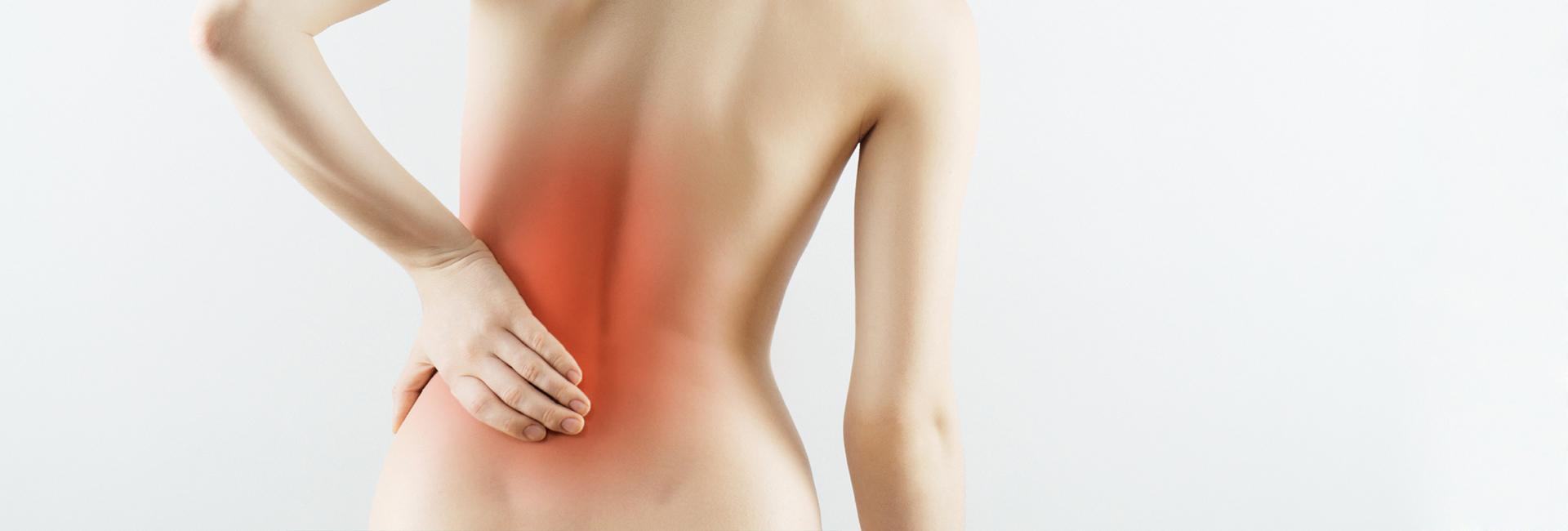 Hacemos tratamiento de osteopatía y fisioterapia para los dolores de espalda