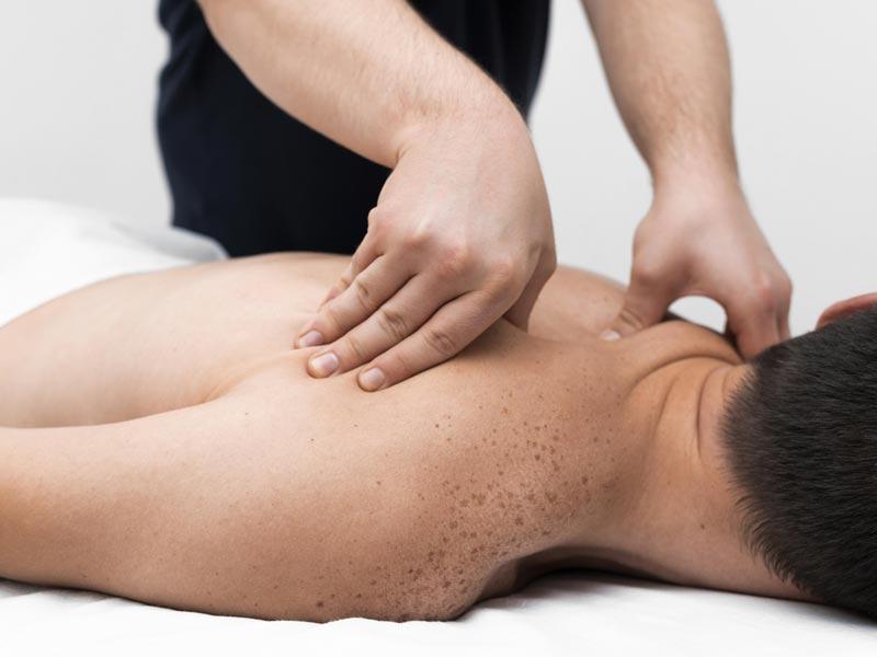 fisioterapia para dolores de espalda