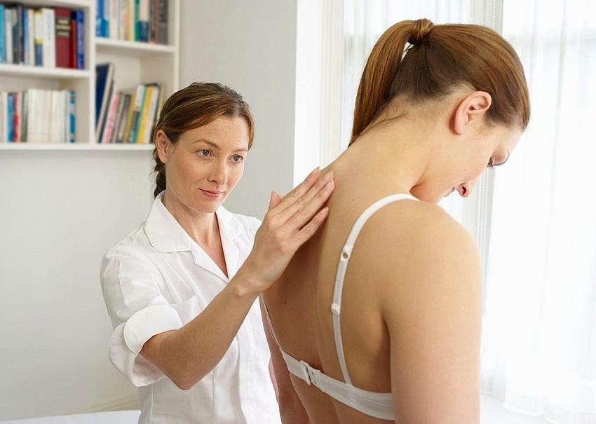 Prepararse para una cita de osteopatía